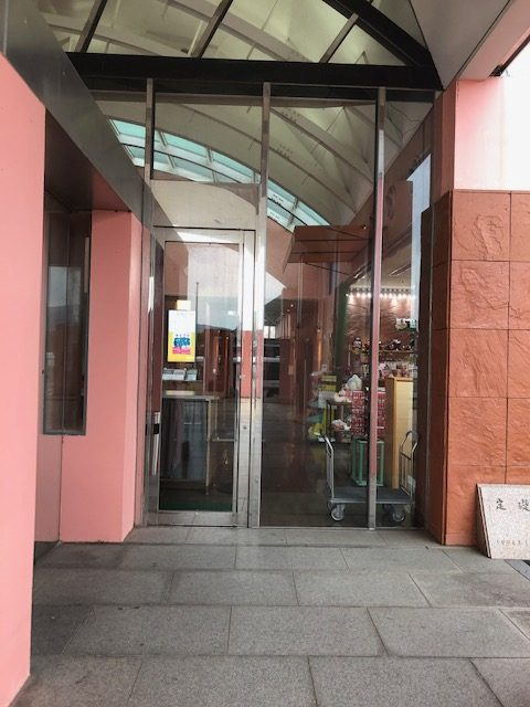 福岡トーヨー 大牟田店のホテルヴェルデ様 ガラス割れ替えの施工後の写真1