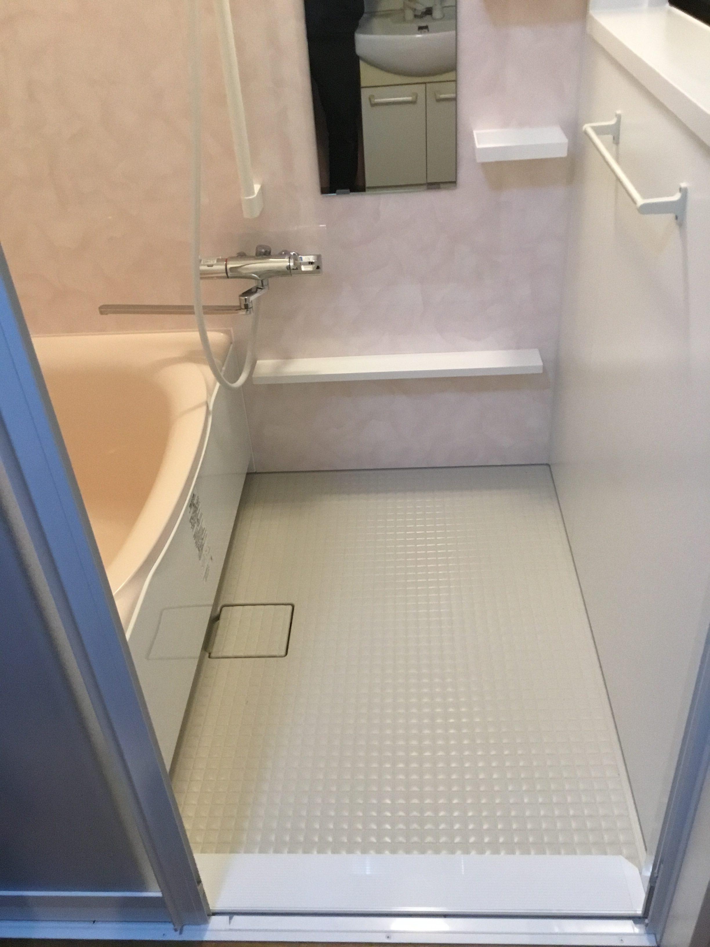 福岡トーヨー 大牟田店のシステムバスルームの施工事例写真