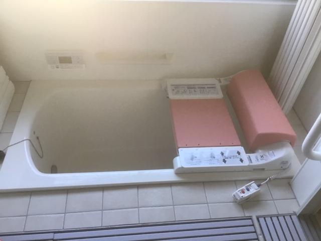 入浴のサポート 福岡トーヨー 大牟田店の現場ブログ メイン写真