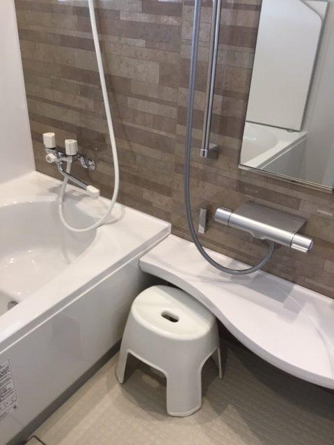 福岡トーヨー 大牟田店の気になるカビ、サヨウナラ! 新しいお風呂で快適に!!の施工事例写真