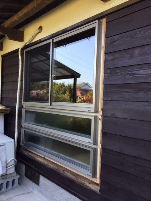 福岡トーヨー 大牟田店のお部屋明るく快適窓の施工事例写真