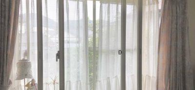 施工事例:夏も快適 出窓にもインプラス