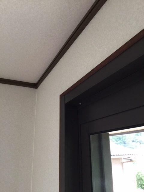 福岡トーヨー 大牟田店の玄関を新しくの施工後の写真2