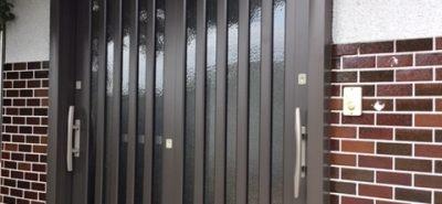施工事例:玄関を新しく