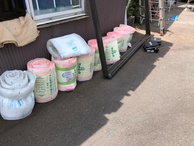福岡トーヨー 大牟田店のやっぱり雨戸を替えて良かったの施工前の写真2