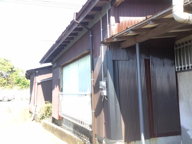福岡トーヨー 大牟田店のやっぱり雨戸を替えて良かったの施工事例写真