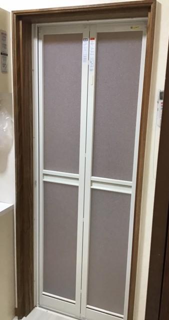 福岡トーヨー 大牟田店の浴室ドア 新しくの施工事例写真