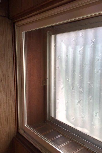 福岡トーヨー 大牟田店の防音 内窓の施工後の写真1