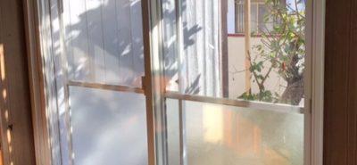 施工事例:防音 内窓