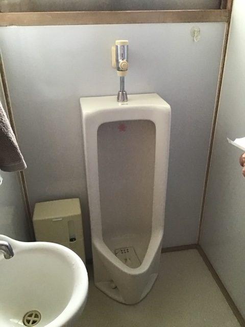 福岡トーヨー 大牟田店の浴室中折れドア 取替えのお客様の声1