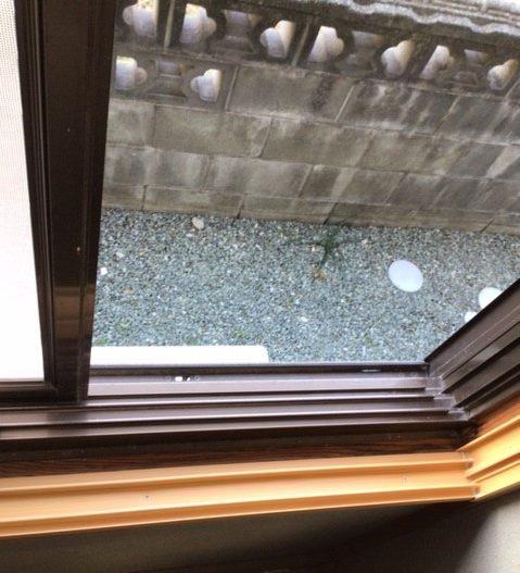 福岡トーヨー 大牟田店の内窓 インプラスの施工後の写真3