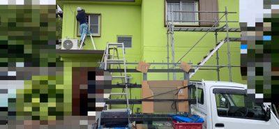 施工事例:1日で工事完了しちゃいます(^_-)-☆